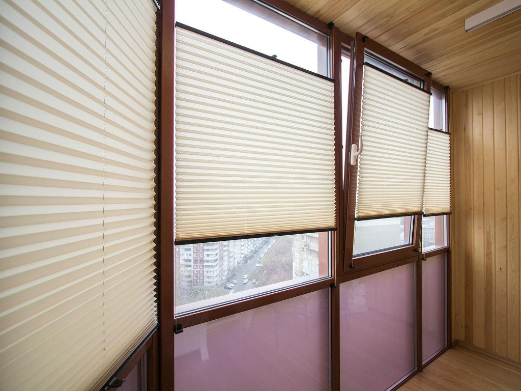 Утепление холодного остекления балкона