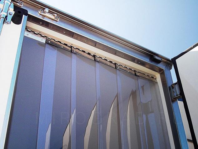 Полосовые плёночные завесы: фото - 4