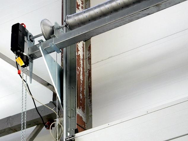 Автоматика для секционных ворот: фото - 4