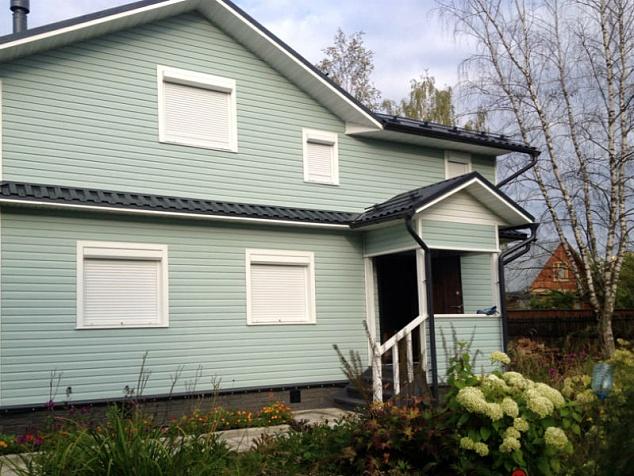 Рольставни на окна и двери: фото - 2