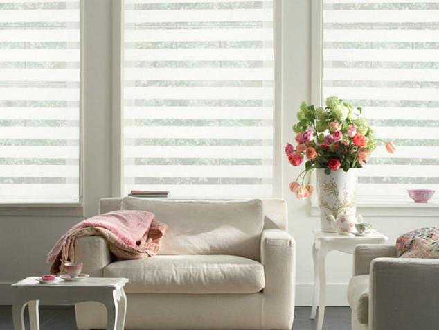 Рулонные шторы: фото - 2